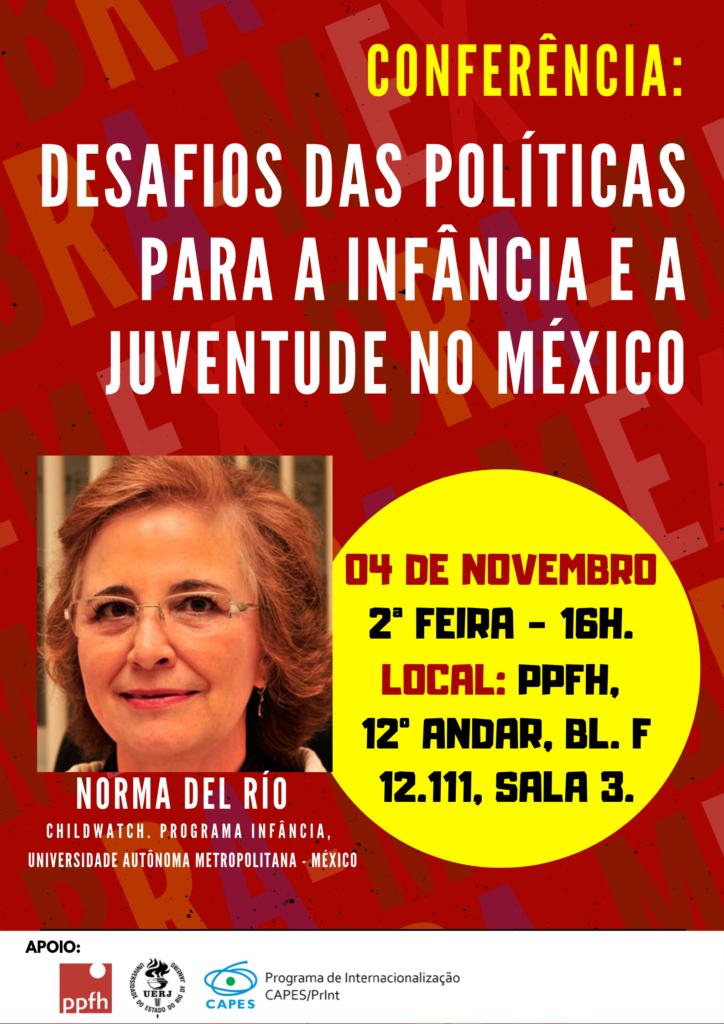 Conferência_ Norma del Río (1)